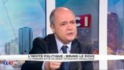"""Bruno Le Roux : """"La primaire évite un débat totalement désincarné"""""""