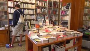 Culture: à Bordeaux la librairie Mollat se prépare à la rentrée littéraire