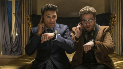 L'Interview qui tue ! de Seth Rogen, Evan Goldberg