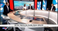 """Le Front national est """"confronté à une crise de croissance"""""""