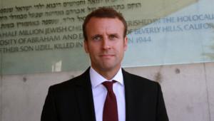 Macron Israël