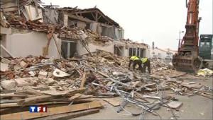 Tempête Xynthia : bâtiments en péril