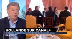 Hollande sur Canal +, une interview sans grandes annonces prévoit Grunberg