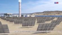 """La """"Tour Solaire"""", le gigantesque projet écologique d'Israël"""