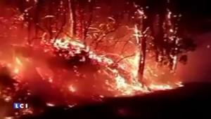 Le nord de l'Espagne touché par 120 incendies lundi