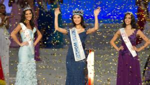 Miss Chine, Yu Wenxia a été élue Miss Monde 2012.