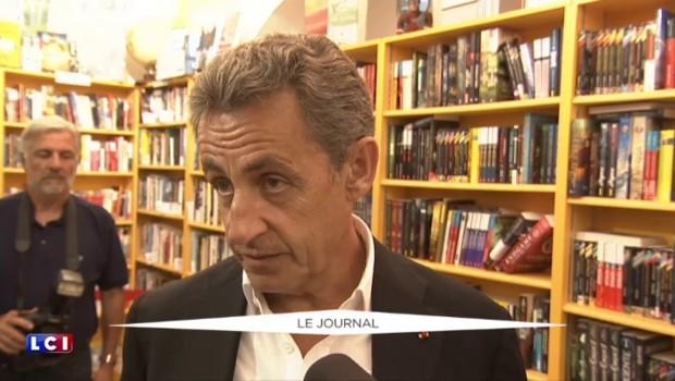 Nicolas Sarkozy s'est exprimé sur l'affaire du coiffeur de François Hollande