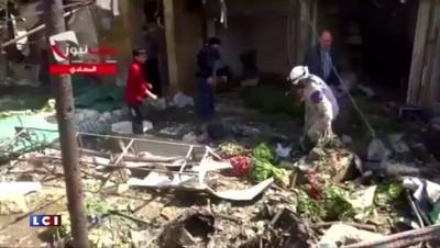 Pour mettre les rebelles au pas, l'aviation syrienne tue des civils