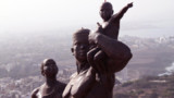 sénégal statue