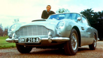 L&#039;Aston Martin DB5