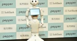 Pepper, le robot humanoïde qui interagit avec vous