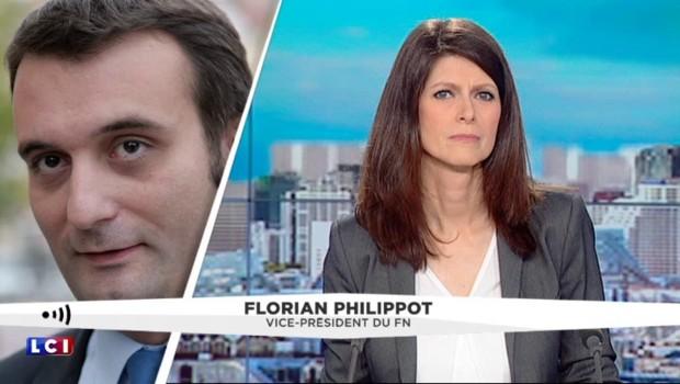 """Remaniement : """"On est dans une ambiance de recyclage"""" fustige Florian Philippot"""