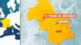 Crash d'un avion en Isère : un couple et leurs trois enfants tués