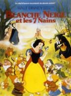 Affiche Blanche Neige et les sept nains