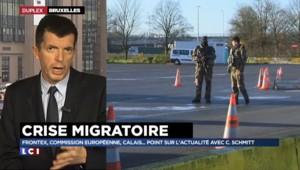 Crise migratoire : la commission européenne souhaite mettre en place une agence de contrôle des frontières