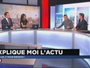 """JT pour les enfants dès samedi sur LCI : découvrez la """"minute pour comprendre"""" sur l'égalité homme-femme"""