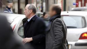 Le 13 heures du 8 mars 2015 : L'ancien ministre Guéant mis en examen - 378.263