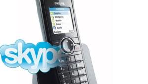 Téléphone Skype