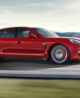 Porsche Panamera GTS 2012