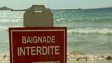 Neuf plages toujours fermées pour cause de pollution