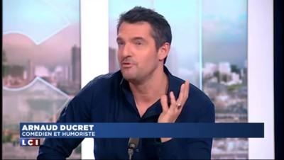 """Arnaud Ducret bientôt à l'affiche du film """"Les Profs 2"""" : """"J'ai toujours voulu être comédien"""""""