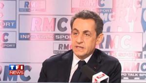 """Cassez: Sarkozy salue """"la première bonne nouvelle"""" depuis plus de 5 ans"""