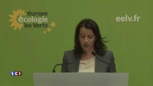 """La politique, ce n'est pas que de la """"com' et des mots"""" pour Cécile Duflot"""