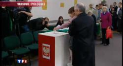 La Pologne aux urnes