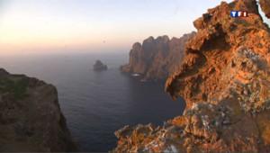 Le parc de Scandola, en Corse, et ses paysages du bout du monde