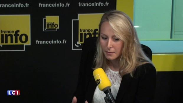 Marion Maréchal-Le Pen réagit à la mort de Jo Cox
