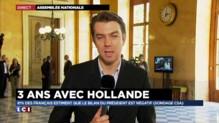 """Trois ans de l'élection de Hollande : """"Les socialistes tentent de faire bonne figure"""""""