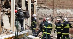 Un immeuble s'éffondre à Lille
