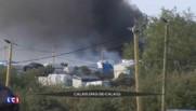 """Une bagarre éclate entre plusieurs centaines de migrants dans la """"Jungle"""" de Calais"""