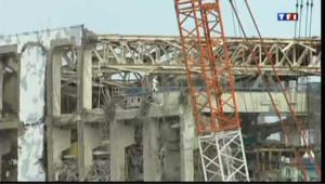 Visite au cœur de la centrale de Fukushima