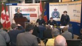 Canada : deux hommes arrêtés pour un projet d'attentat