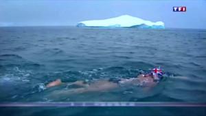 A la rencontre des givrés de natation