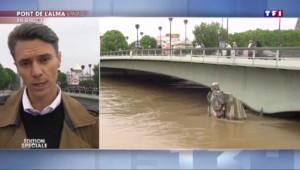 Crue de la Seine : le pic prévu en fin de soirée
