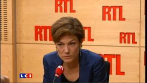 Invitée sur RTL, Chantal Jouanno a dénoncé l'amalgame et la manipulation dans l'affaire Karachi. Le 23 septembre 2011