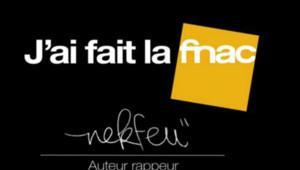 """""""J'ai la Fnac"""", le slogan de la nouvelle campagne de l'enseigne."""
