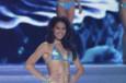 Miss Tahiti, candidate à l'élection de Miss France 2014 et première dauphine, en bikini