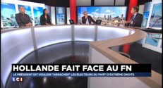 """Montée du FN : """"Hollande et Valls jouent les apprentis sorciers"""" selon le porte-parole de l'UMP"""