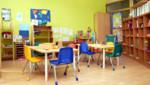 Salle de classe cours rentrée enfants scolaire école