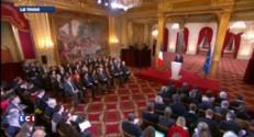 "Sarkozy aurait prévu d'attaquer Hollande sur sa ""faiblesse"""