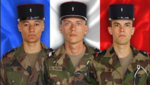 Armée soldat français mali