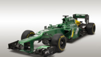 Caterham CT03 F1 2013