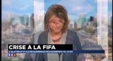 """Crise à la Fifa : """"Demi-surprise"""" pour Blatter, """"choc"""" pour Platini"""