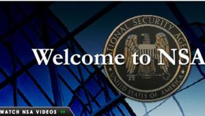 Détail du site de la NSA