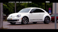 Essai Automoto Volkswagen Coccinelle White Turbo 2011