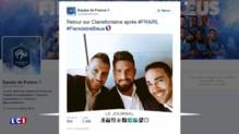 France-Irlande : les Bleus fêtent la qualification sur Twitter