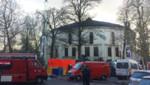 La Grande mosquée de Bruxelles évacuée après la découverte d'un paquet suspect rempli de poudre, le 26/11/15